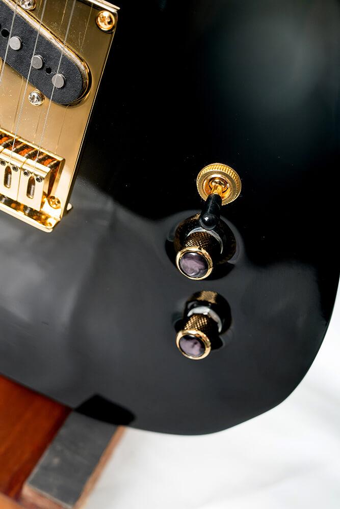 LT Custom Q Parts Mini Knob Tele