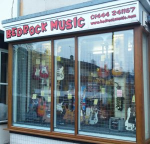 Bedrock Music Burgess Hill