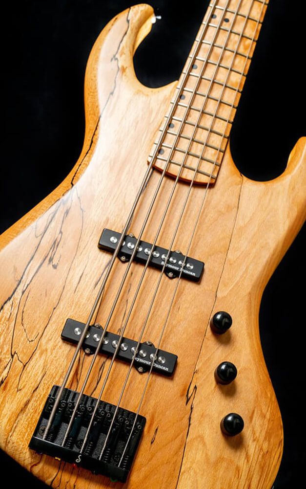 Custom Jazz Bass Jaeger 5