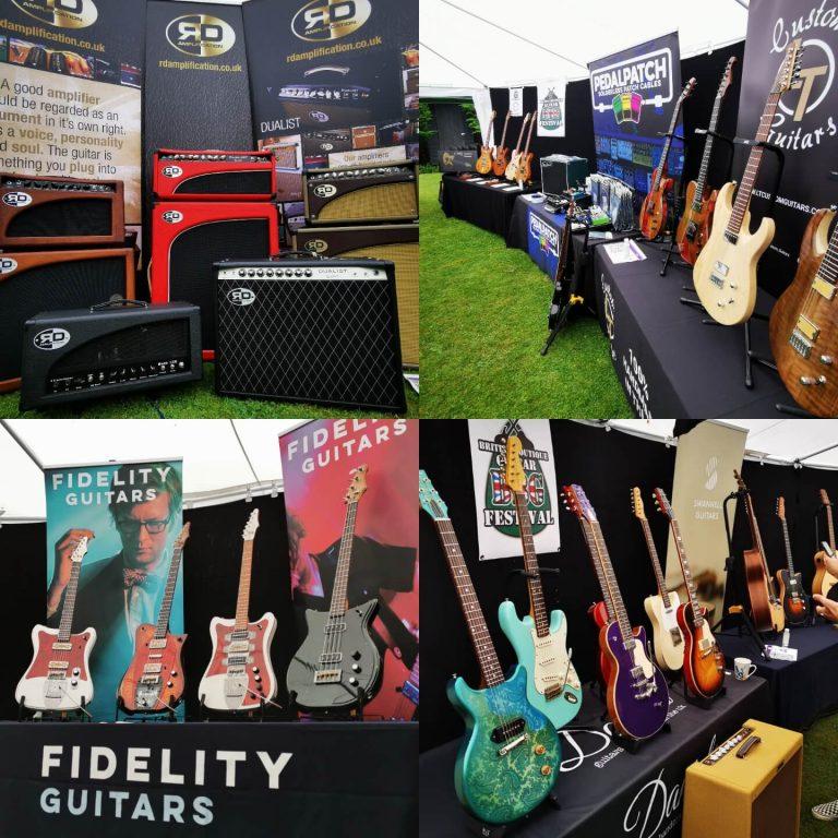 British Boutique Guitar Festival 2021