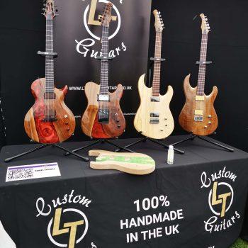 LT Custom Handmade Electric Guitars